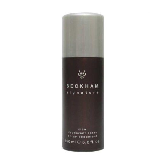 Beckham Signature For Men Deodorant Spray 150ml, , large