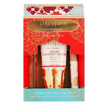 Pacifica Take Me There Indian Coconut Nectar Gift Set, , large