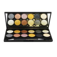 Technic Electric Beauty Eyeshadow Pallet Metalix, , large