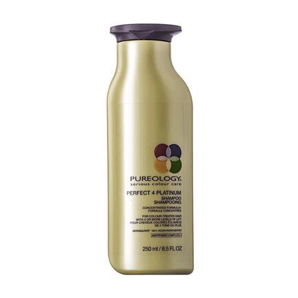 Pureology Perfect 4 Platinum Shampoo 250ml, , large