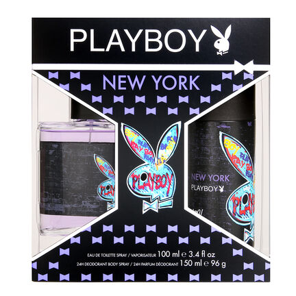 Playboy New York Gift Set100ml, , large