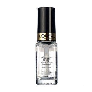 L'Oréal LA Manicure Fast Dry Top Coat 5ml, , large