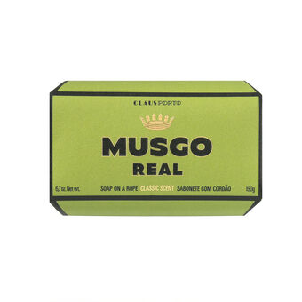 Musgo Real Soap on Rope Classic Scent 190g, , large