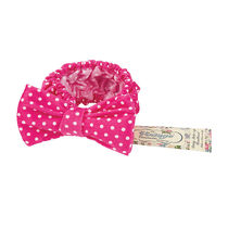 The Vintage Cosmetic Company Dotty Make Up Headband, , large