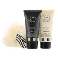 Grace Cole Fresh Linen Body Beautiful Bathing Set, , large