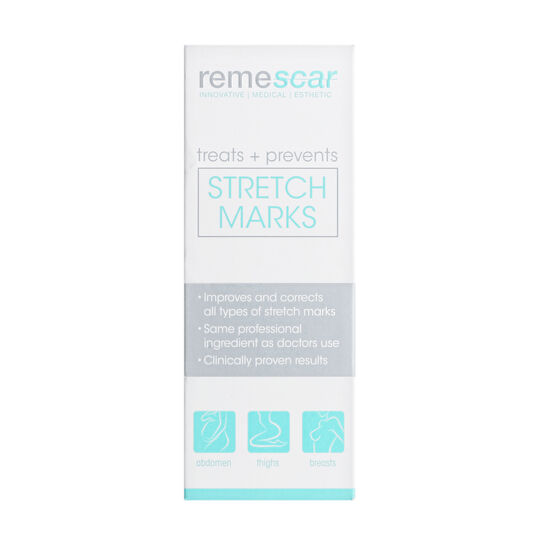 Remescar Stretch Mark Body Cream 100ml, , large