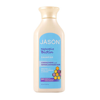Jason Restorative Biotin Shampoo 473ml, , large