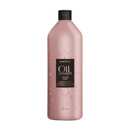Matrix Oil Wonders Volume Rose Conditioner 1L, , large