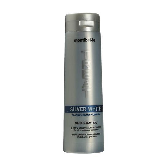 Montibello Treat Silver White Shampoo 300ml, , large