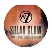 W7 Solar Glow Bronzer, , large