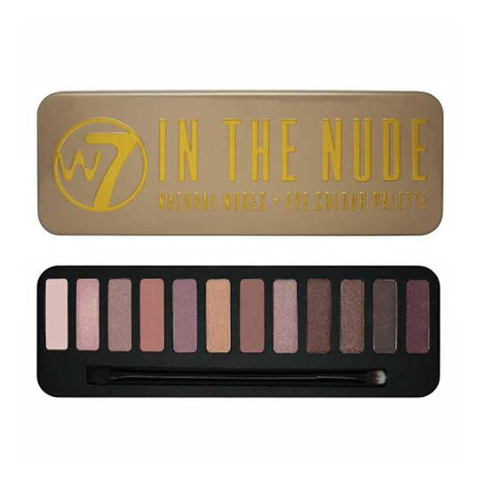 W7 In The Nude Eye Colour Palette, , large