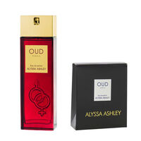 Alyssa Ashley Oud Pour Elle Eau de Parfum 100ml + Free Gift, , large