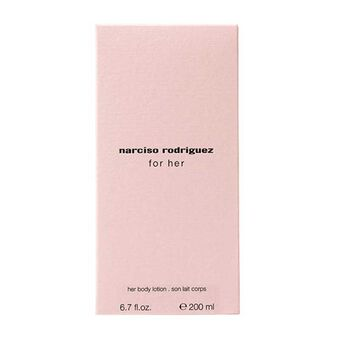 Narciso Rodriguez for Her Body Lotion 200ml, , large