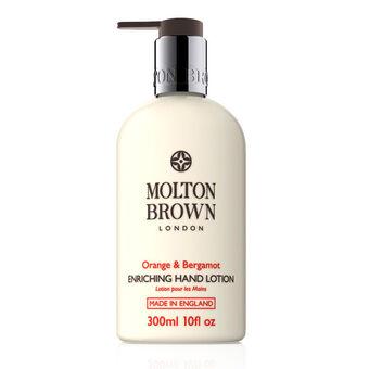 Molton Brown Orange & Bergamot Enriching Hand Lotion 300ml, , large