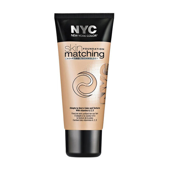 NYC Skin Matching Foundation 30ml, , large