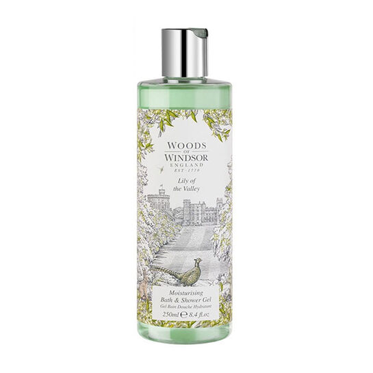 Woods of Windsor Lily of the Valley Body Lotion 250ml, , large