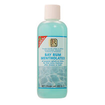JR Beauty Bay Rum Mentholated All Purpose Splash On Lotion, , large