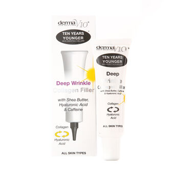 DermaV10 10 Years Younger Collagen Filler 30ml, , large