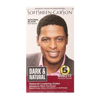 Dark And Lovely Dark & Natural Looking Color Natural Black, , large