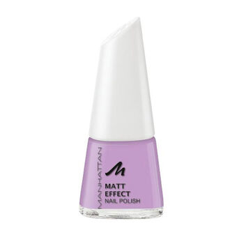 Manhattan Matt Effect Nail Polish, , large