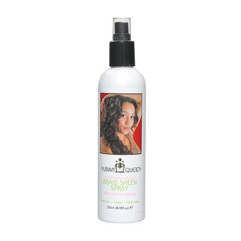 NUBIAN QUEEN Braid Sheen Spray 250ml, , large