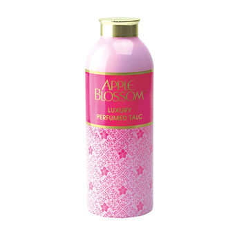 Kent Cosmetics Limited Apple Blossom Perfumed Talc 100g, , large