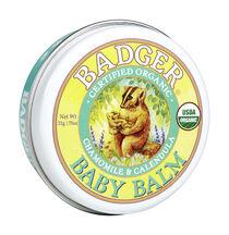 Badger Balm Mini Baby Balm Chamomile & Calendula 21g, , large