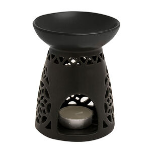 Heart & Home Wax Melt Warmer Moroccan Lattice, , large
