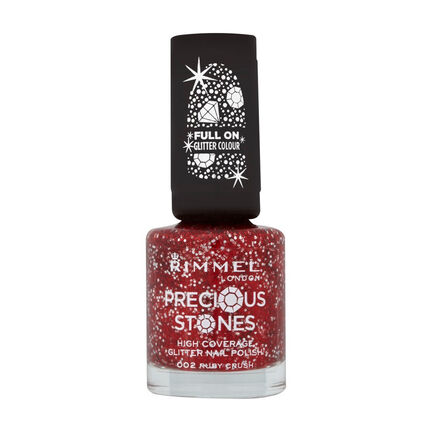 Rimmel Precious Stones Nail Polish 8ml, , large