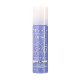 Revlon Equave Blonde Detangling Conditioner 200ml, , large