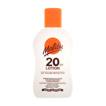 Malibu Sun Protection Lotion SPF20 200ml, , large