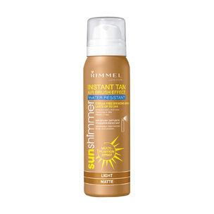 Rimmer Sun Shimmer Instant Tan Air Brush Effect 100ml, , large