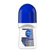 Triple Dry Anti Perspirant Roll On Men 50ml, , large