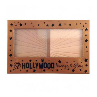 W7 Hollywood Bronze and Glow 13g, , large