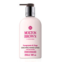 Molton Brown Pomegranate & Ginger Enriched Hand Lotion 300ml, , large