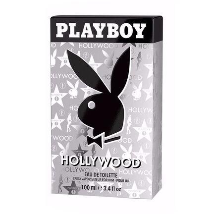Playboy Hollywood Eau de Toilette Spray 100ml, , large