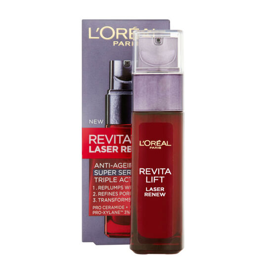 L'Oreal Revitalift Laser Renew Peeling Night Lotion 125ml, , large