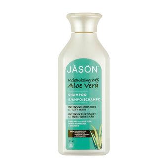 Jason Moisturising 84% Aloe Vera Shampoo 473ml, , large