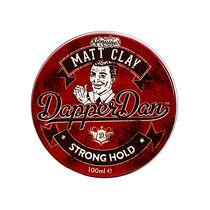 Dapper Dan Strong Hold Matt Clay 100ml, , large