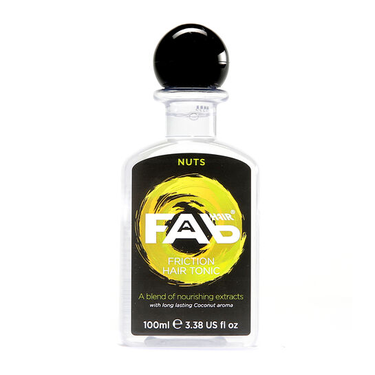 Fab Hair Friction Hair Tonic Nutsl 100ml, , large