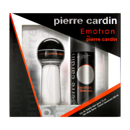 Pierre Cardin Emotion For Men Gift Set 75ml, , large