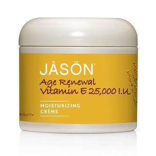 Jason Age Renewal Vitamin E 25000IU Cream 120g, , large