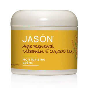 Jason Age Renewal Vitamin E 25000IU Cream 120g, , large
