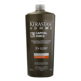 Kerastase Homme Capital Force Vita Energy Shampoo 1000ml, , large