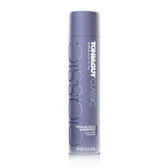 Toni & Guy Classic Medium Hold Hairspray 250ml, , large