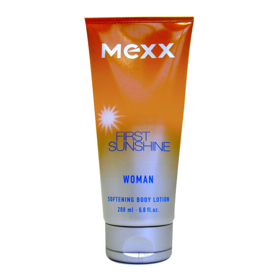 Mexx First Sunshine Women Softening Body Lotion 200ml, , large