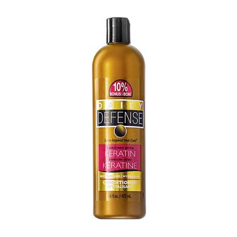 Daily Defense Conditioner Keratin Enriched 473ml, , large