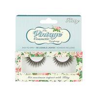 The Vintage Cosmetic Company Kitty False Eyelashes, , large