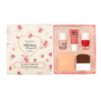 Body Collection Vintage Lip & Cheek Gift Set, , large