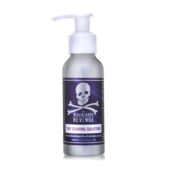 The Bluebeards Revenge The Shaving Solution 100ml, , large